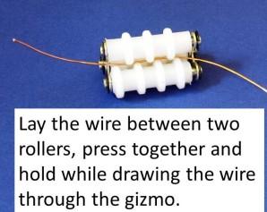 wire in gizmo